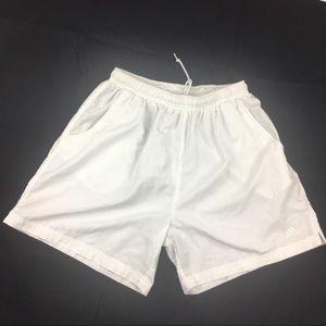 Adidas⚜Mens White Soccer Shorts Size Large